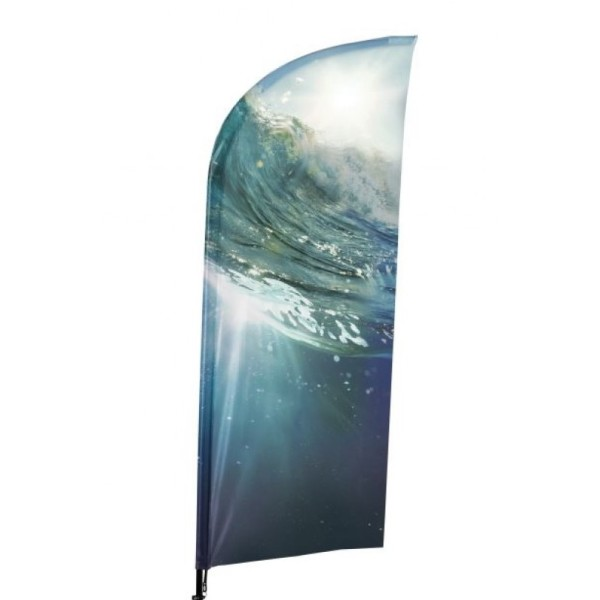 Beach Flag Alu Wind
